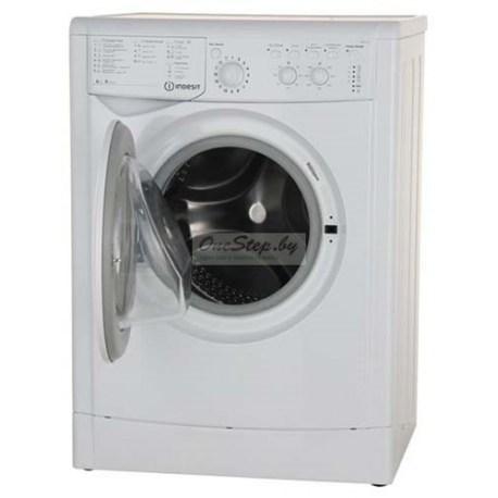 Купить стиральную машину Indesit IWC 6105 B в http://onestep.by
