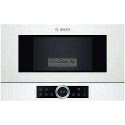 Куапить микроволновую печь Bosch BFL 634GW1 в http://onestep.by
