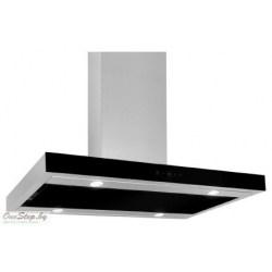 Купить вытяжку АКРО Feniks Glass 60 WK-9 нерж\черная в http://onestep.by