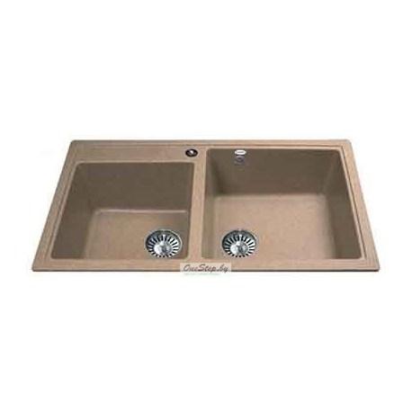 Купить кухонную мойку Ulgran U-200 песочную в http://onestep.by