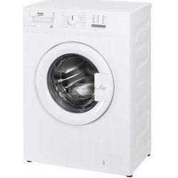 Купить стиральную машину с фронратльной загрузкой BEKO WRE 64P1 BWW в http://onestep.by/stiralnye-mashiny
