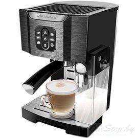 Кофеварка REDMOND RCM-1511 (Черный / хром)