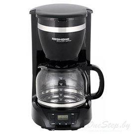 Кофеварка REDMOND RCM-1510 чёрная