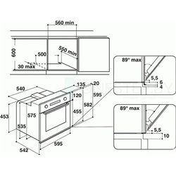 Электрический духовой шкаф Whirlpool AKP785IX