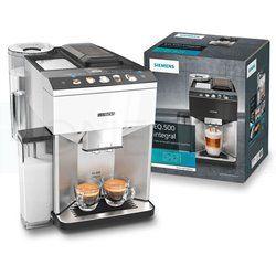 Кофемашина Siemens TQ507R02, подача кофе, купить в Минске
