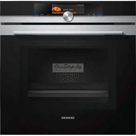Духовой шкаф Siemens HM 678G4S1 F купить в Минске, Беларусь