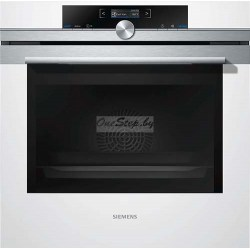 Купить духовой шкаф Siemens HB 673GBW1F в http://onestep.by