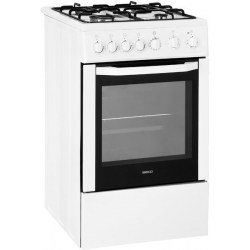 Кухонная плита Beko CSE 52110 GW