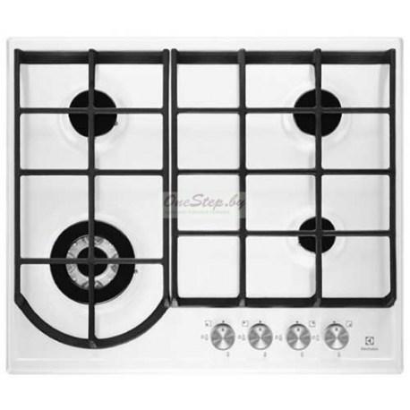 Купить варочную панель Electrolux GPE 363 FW в https://onestep.by/varochnye-paneli