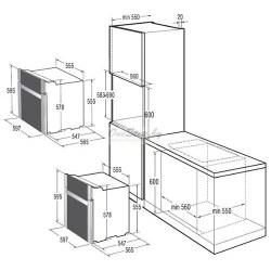 Духовой шкаф Gorenje BO 71 SY2B