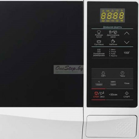 Купить микроволновую печь Samsung ME83KRQW-2 в http://onestep.by