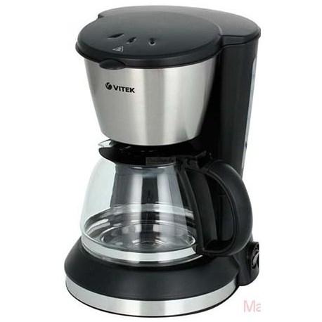 Капельная кофеварка Vitek VT-1506 купить в Минске, Беларусь