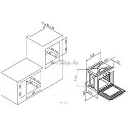 Духовой шкаф Akpo PEA 70 05 HPK-X