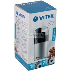 Кофемолка Vitek VT-1540SR