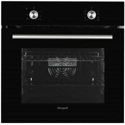 Купить духовой шкаф чёрного цвета Weissgauff EOV 18 B в http://onestep.by/dukhovye-shkafy