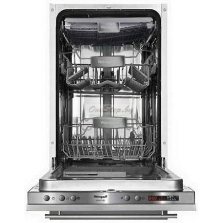Посудомоечная машина Weissgauff BDW 4583 D купить в Минске, Беларусь