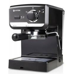 Кофеварка эспрессо Vitek VT-1502BK