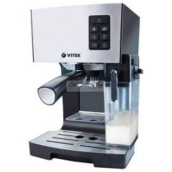 Эспрессо кофеварка Vitek VT-1522Bk