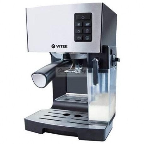 Эспрессо кофеварка Vitek VT-1522Bk купить в Минске, Беларусь