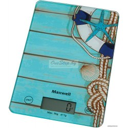 Весы кухонные Maxwell MW-1473 B