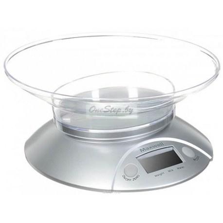 Весы кухонные Maxwell MW-1451SR, купить в Минске, Беларусь