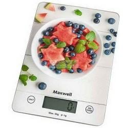 Весы кухонные Maxwell MW-1478MC