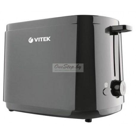 Тостер VITEK VT-1582 купить в Минске, Беларусь, чёрного цвета