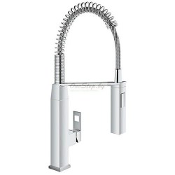 Однорычажный смеситель для кухни (мойки) Grohe Eurocube 31395000