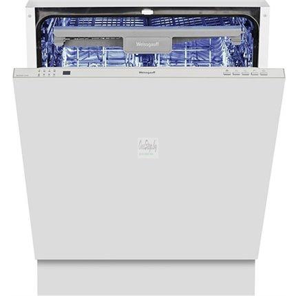 Посудомоечная машина Weissgauff BDW 6134 D, загруженная посудой, купить в Минске, Беларусь